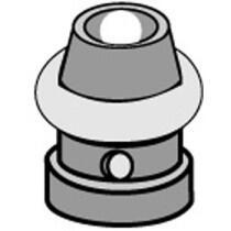 Silit Überdrucksicherung für Sicomatic econtrol und t-plus