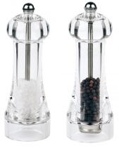 PEUGEOT Pfeffermühle und Salzmühle Toul im Set, 16 cm