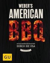 Purviance Jamie: Weber's American BBQ