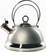 Wesco Flötenkessel Cookware neusilber