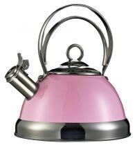 Wesco Flötenkessel Cookware pink