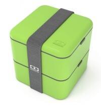 Monbento MB Square Bento-Box in grün