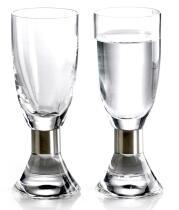 erik bagger Schnapsglas Elegance, 2er-Set