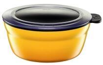 Silit Frischhalteschüssel Fresh Bowl in Crazy Yellow