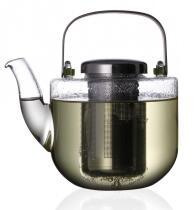 Viva Scandinavia Teekanne Bjorn aus Glas, klein