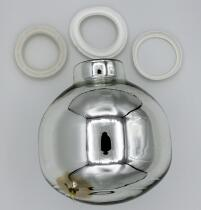 alfi Ersatzisolierglas für Isolierkanne Juwel Tea, 1 Liter