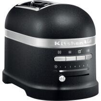 KitchenAid Toaster ARTISAN 2-Scheiben in gusseisen schwarz