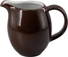 Eschenbach Porzellan Gießer 0,20 l (alt 0,25 l) in kaffeebraun