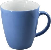 Eschenbach Porzellan Becher mit Henkel 0,35 l in polarblau