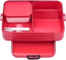 Mepal Bento lunchbox take a break large - nordic red
