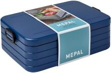 Mepal Lunchbox take a break xl - nordic denim