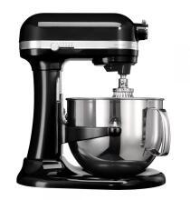 KitchenAid Küchenmaschine ARTISAN in onyx schwarz, 6,9 L