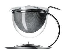 Mono Filio Teekanne 1,5 L mit integriertem Stövchen
