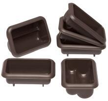 Lurch Flexiform Mini Stollen 6er Set