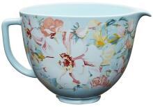 KitchenAid Keramikschüssel in white gardenia, 4,7 L
