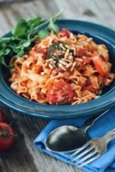 Hier finden Sie mehr frische Pasta-Rezepte