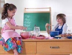 Hier finden Sie schmackhafte Rezepte für kleine Köche