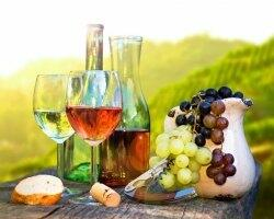 Wein vergoldet uns den Herbst!