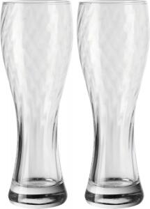 Leonardo Weizenbierglas Maxima optik, 2er Set