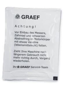 Graef Vaseline, 1 Beutel