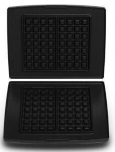 Fritel Backplatte Belgische Waffeln 4x7 für Waffeleisen