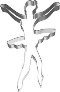Birkmann Ausstechform Ballerina, 11 cm