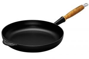 Le Creuset Bratpfanne in schwarz