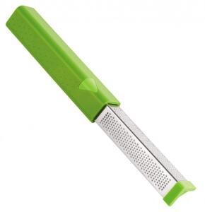 Kuhn Rikon Dual-Reibe fein in grün