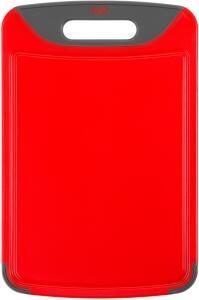 Silit Schneidebrett in rot