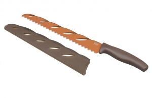 Kuhn Rikon Brotmesser in braun