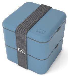 Monbento MB Square Bento-Box, Denim