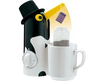 Küchenprofi Teaboy Pinguin