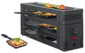 Spring Pizza Raclette6 in schwarz