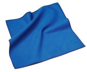 Sigel Delta-Mikrofasertuch in blau
