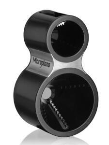 Microplane Spiralschneider