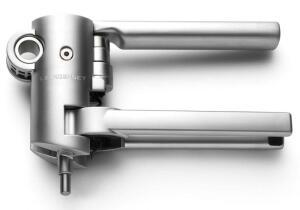 Le Creuset Screwpull Korkenzieher Leverpull LM-G10 Geo in metal