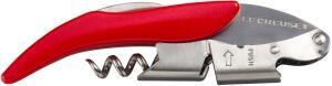 Le Creuset Screwpull Kellnermesser WT-130 kirschrot