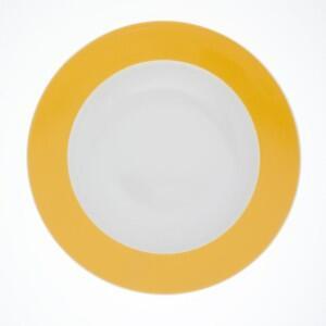 Kahla Pronto Suppenteller 22 cm in orange-gelb