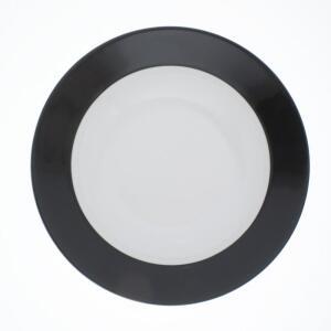 Kahla Pronto Suppenteller 22 cm in schwarz