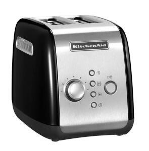 KitchenAid Toaster 2-Scheiben in onyx schwarz