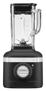 KitchenAid Standmixer Artisan K400 in gusseisen schwarz
