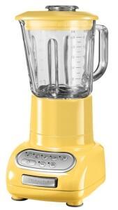 KitchenAid Artisan Blender / Standmixer pastellgelb