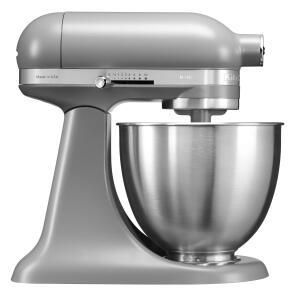 KitchenAid Mini-Küchenmaschine in mattgrau, 3,3 L
