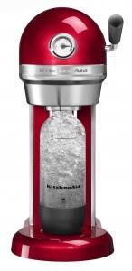 KitchenAid Sodastream ARTISAN in liebesapfelrot