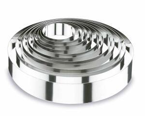 Lacor Kuchen-/ Ausstechform, rund