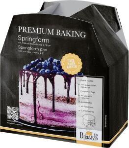 Birkmann Springform mit hohem Rand Premium Baking