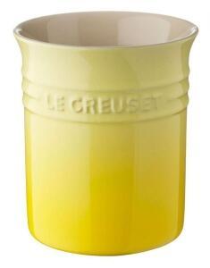 Le Creuset Topf für Kochkellen in citrus