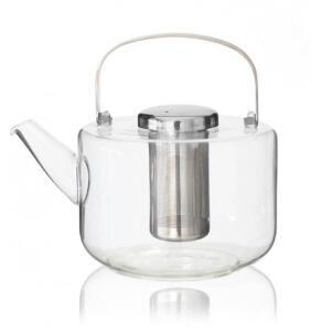 Viva Scandinavia Teekanne Bjorn aus Glas