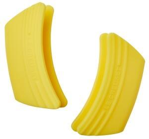 Le Creuset Topf-Griffschutz aus Silikon in citrus, 2er Set
