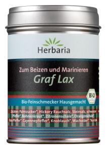 Herbaria Graf Lax, zum Beizen und Marinieren